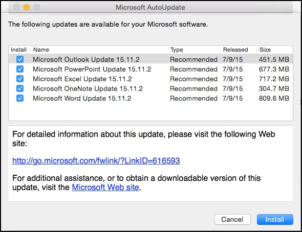 How can Remove Microsoft AutoUpdate with Osx Uninstaller