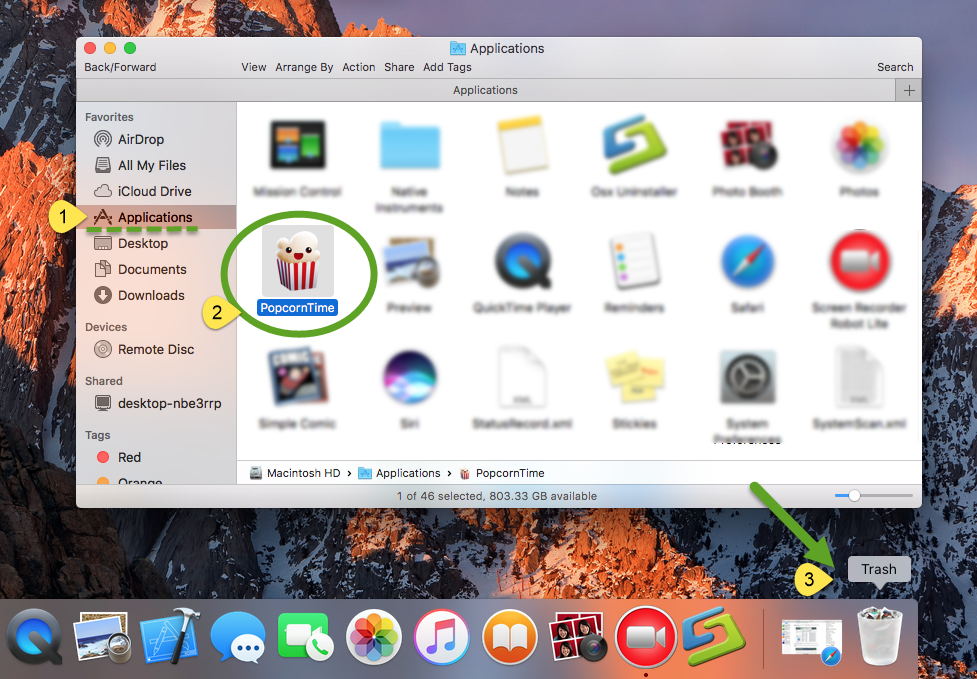 How to Uninstall PopcorTime for Mac - osxuninstaller (1)