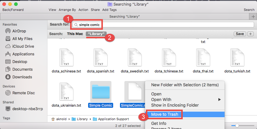 How to Uninstall Simple Comic for Mac - osxuninstaller (4)