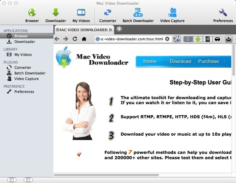 uninstall Mac Video Downloader