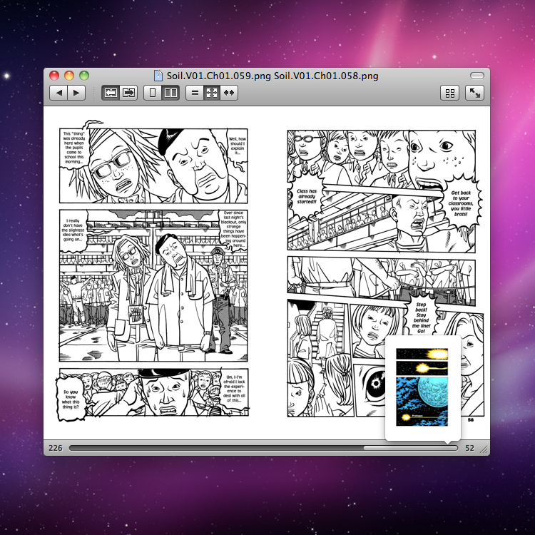 uninstall_Simple_Comic_on_mac