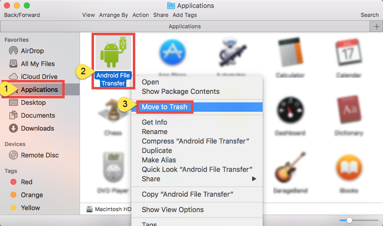 How to Uninstall Android File Transfer for Mac - osxuninstaller (2)