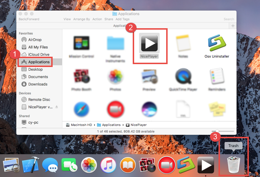 How to Uninstall NicePlayer for Mac -osxuninstaller (6)