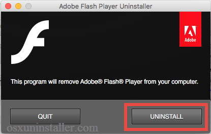 how to uninstall Adobe Flash Player for Mac - osxuninstaller (2)