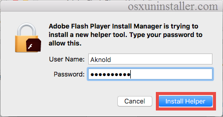 how to uninstall Adobe Flash Player for Mac - osxuninstaller (3)