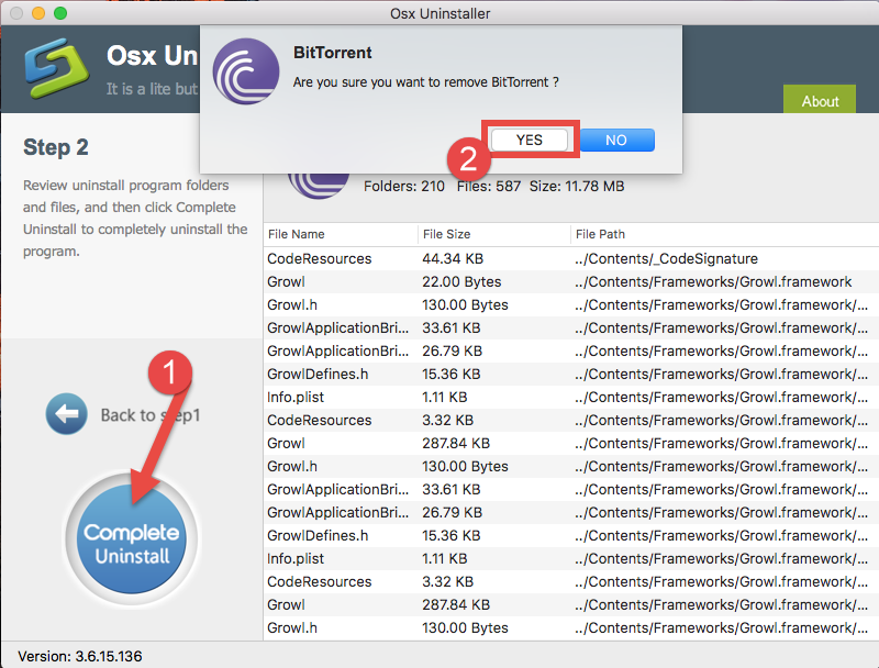 How to Uninstall BitTorrent for Mac - osxuninstaller (2)