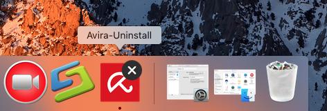 How to uninstall Avira Free Antivirus for Mac - osxuninstaller (5)