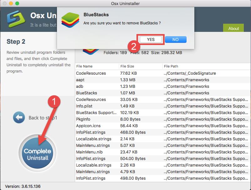 Uninstall BlueStacks for Mac - osxuninstaller (2)