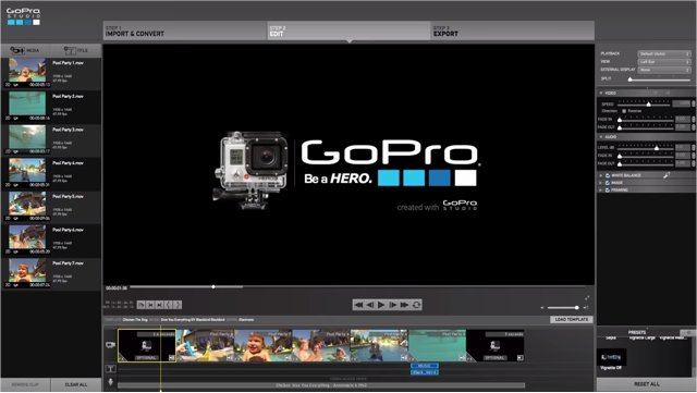 gopro studio mac