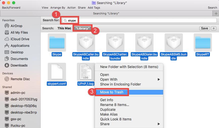 how to uninstall Skype for Mac - osxuninstaller (7)