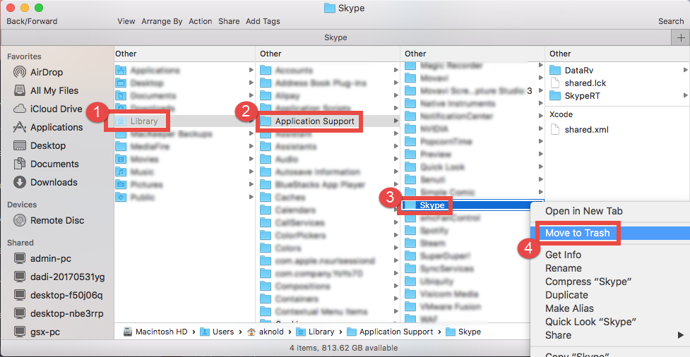 how to uninstall Skype for Mac - osxuninstaller (8)