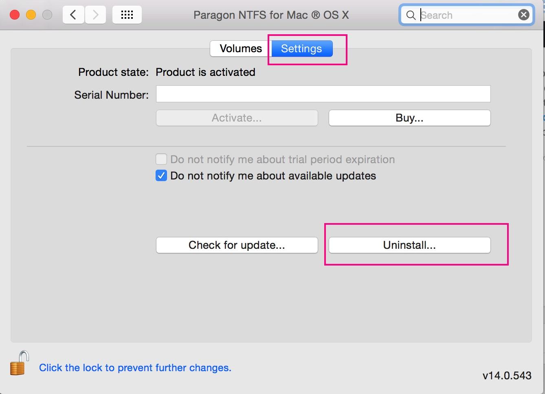 remove-Paragon-NTFS