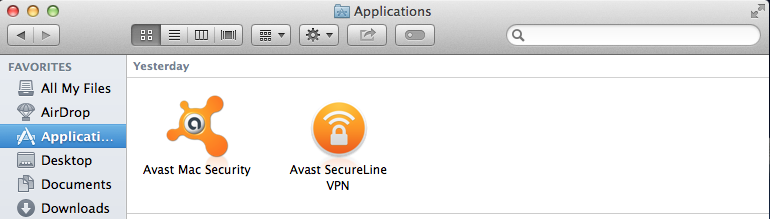 Tips to Uninstall Avast Free Mac Security 2015 Thoroughly