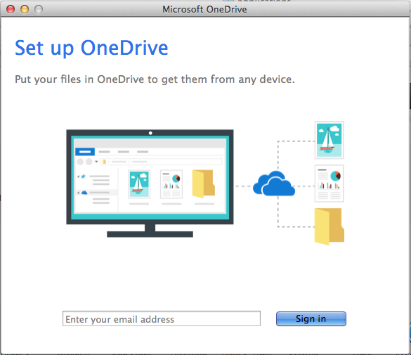 Uninstall OneDrive for Mac (1)