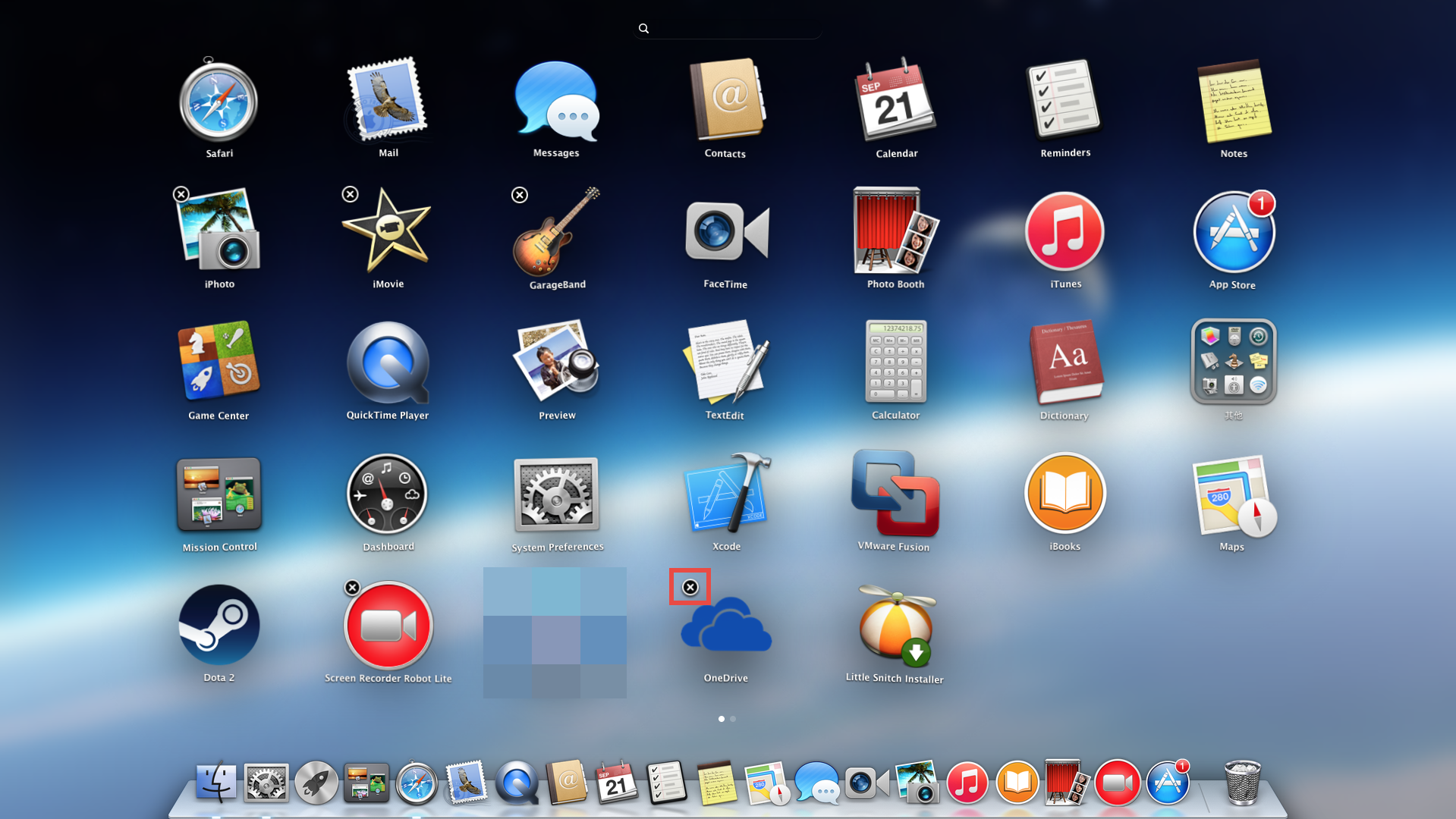 Simple Steps to Remove OneDrive (SkyDrive) for Mac