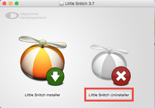 uninstall Little Snitch Configuration on Mac (1)