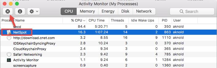 Uninstall NetSpot on Mac - Osx Uninstaller (2)