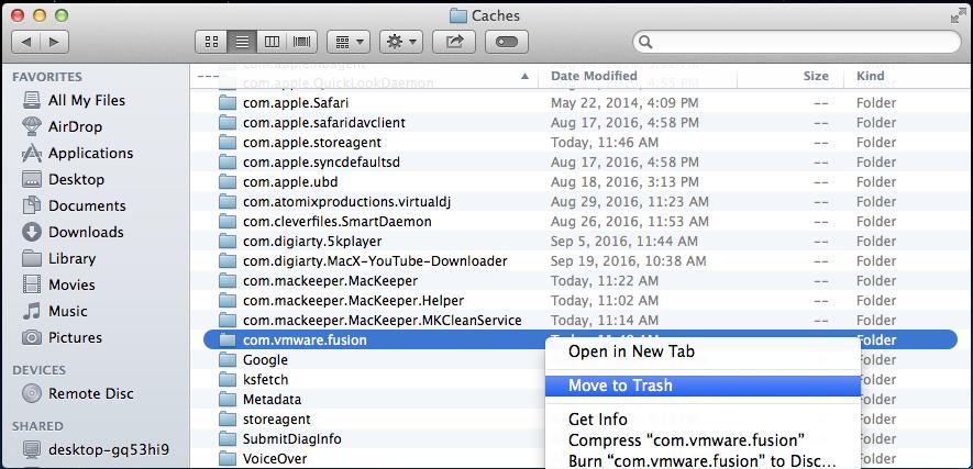 uninstall VMware Fusion on mac (5)