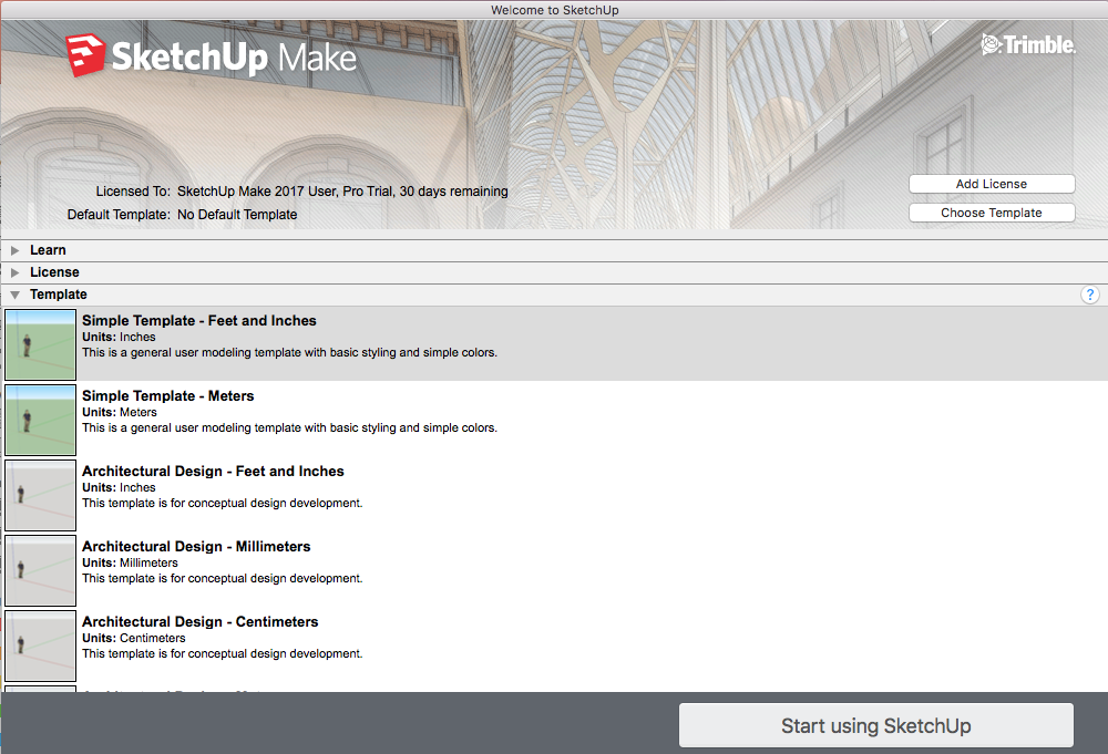 uninstall SketchUp for Mac