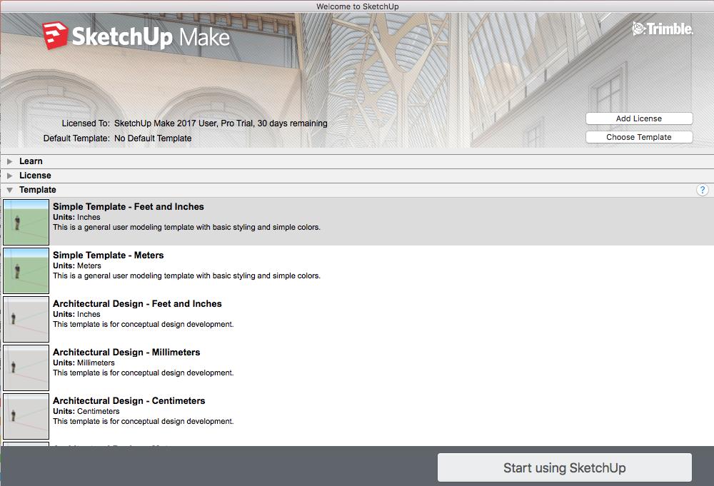 uninstall SketchUp for Mac
