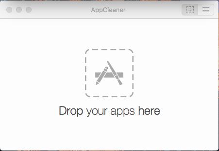 uninstall AppCleaner