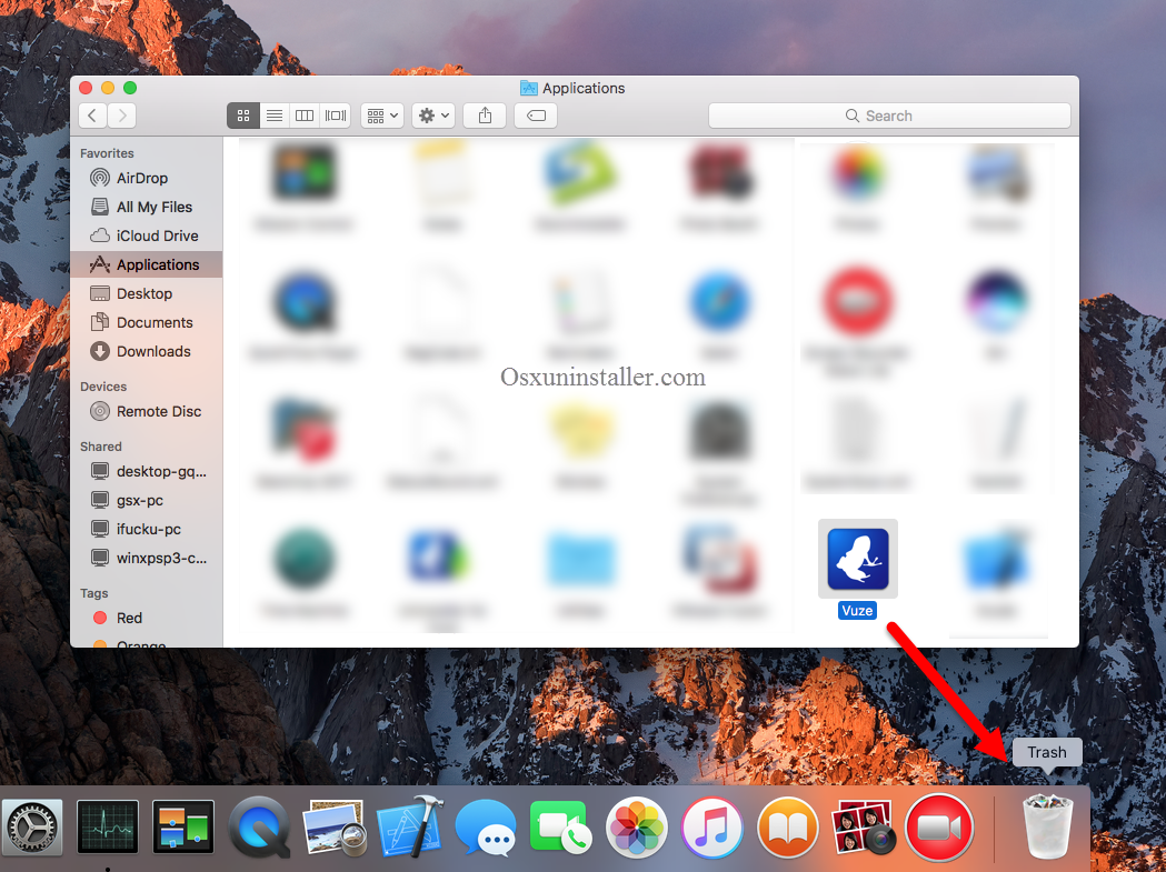 Uninstall Vuze for Mac - Osx Uninstaller (3)