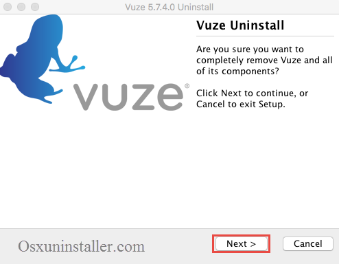 Uninstall Vuze for Mac - Osx Uninstaller (7)