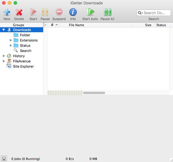 Uninstall iGetter on Mac (1)