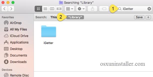 Uninstall iGetter on Mac (11)