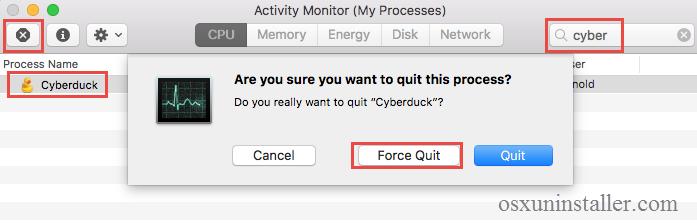 UninstallCyberDuck on Mac - Osx Uninstaller (5)