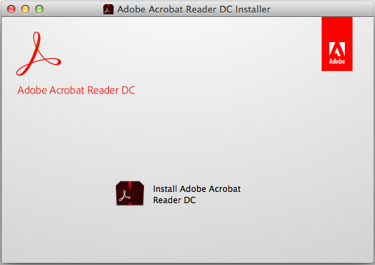 Adobe Acrobat DC Pro on Mac