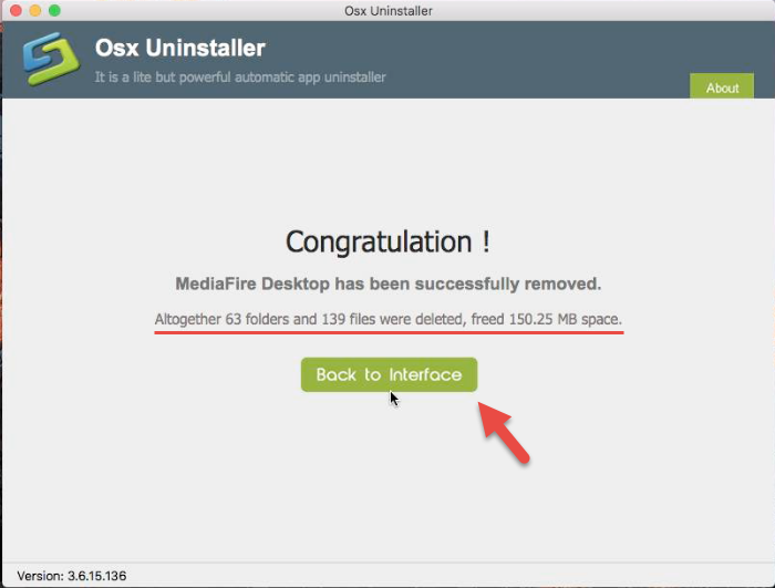 Uninstall MediaFire Desktop on Mac - Osx Uninstaller (12)
