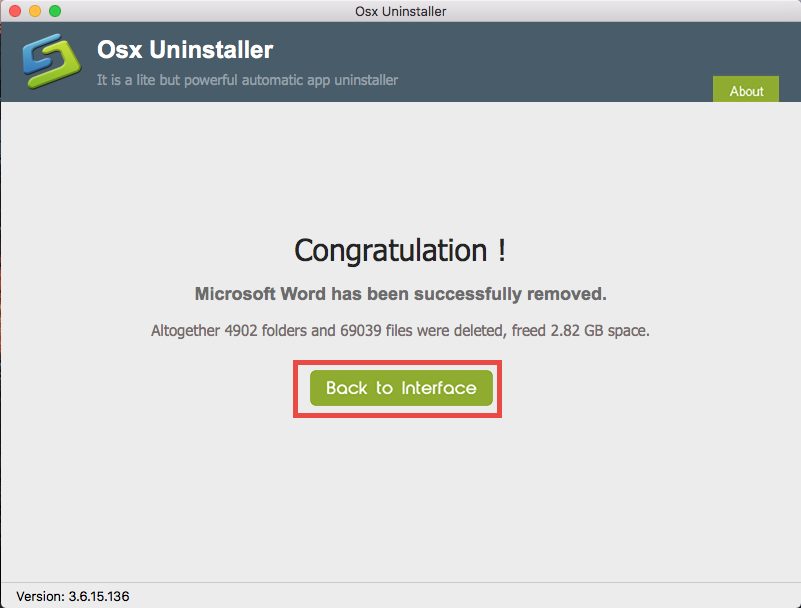 Uninstall Microsoft Word 2016 for Mac - Osx Uninstaller (13)