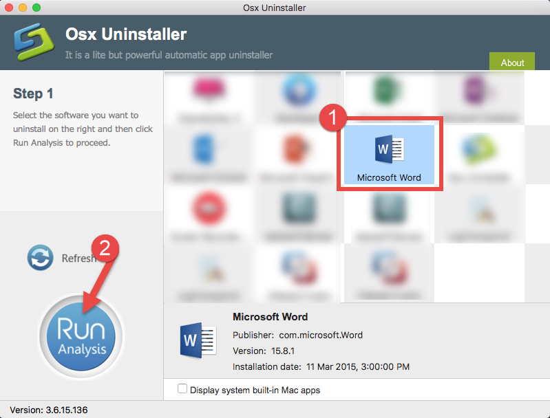 Uninstall Microsoft Word 2016 for Mac - Osx Uninstaller (7)