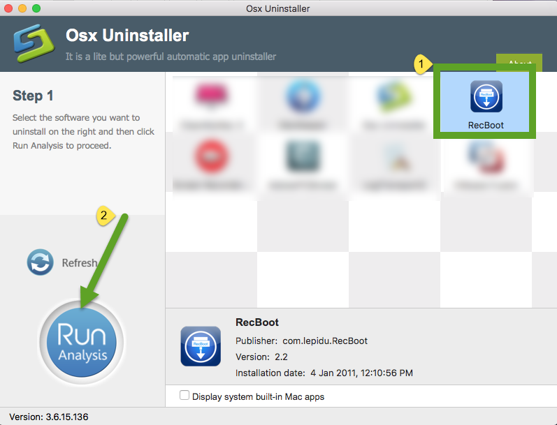 Uninstall RecBoot on Mac - Osx Uninstalelr (11)