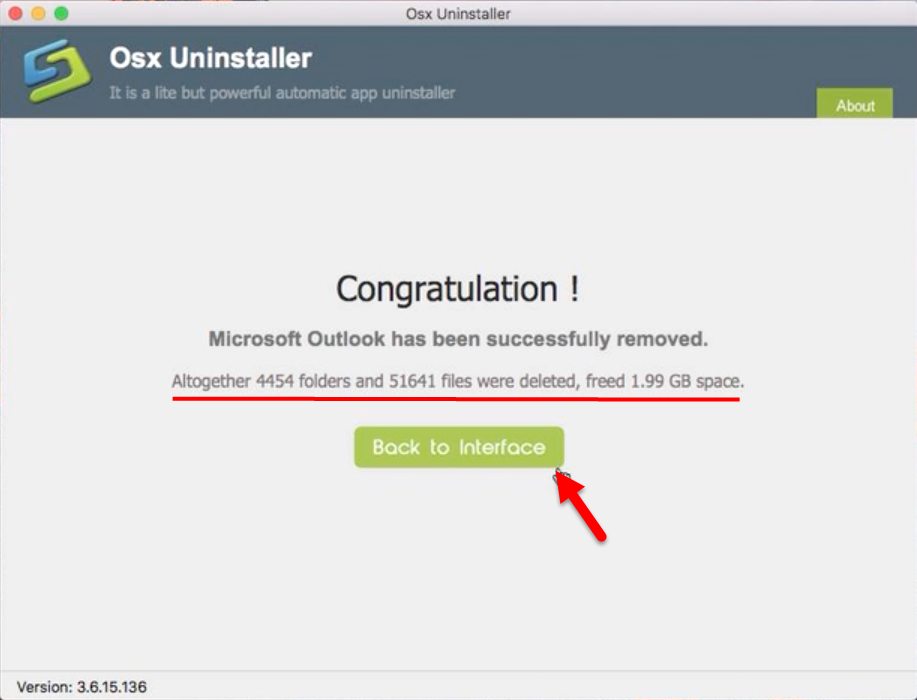 Uninstall Microsoft Outlook 2016 on Mac - Osx Uninstaller (13)