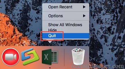 quit Microsoft Excel 2016 (1)