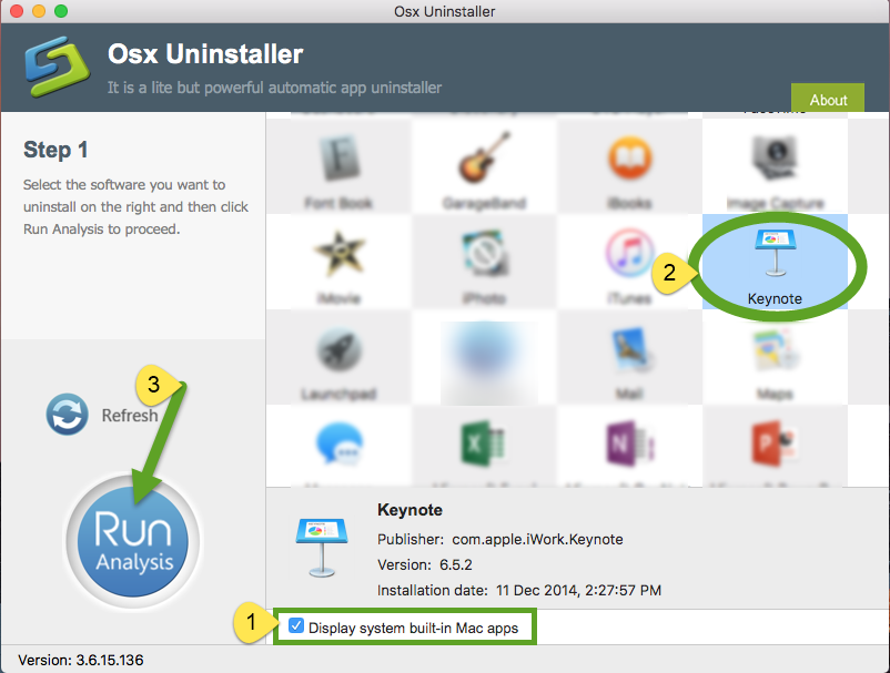 Thoroughly Uninstall Apple Keynote from Your Mac