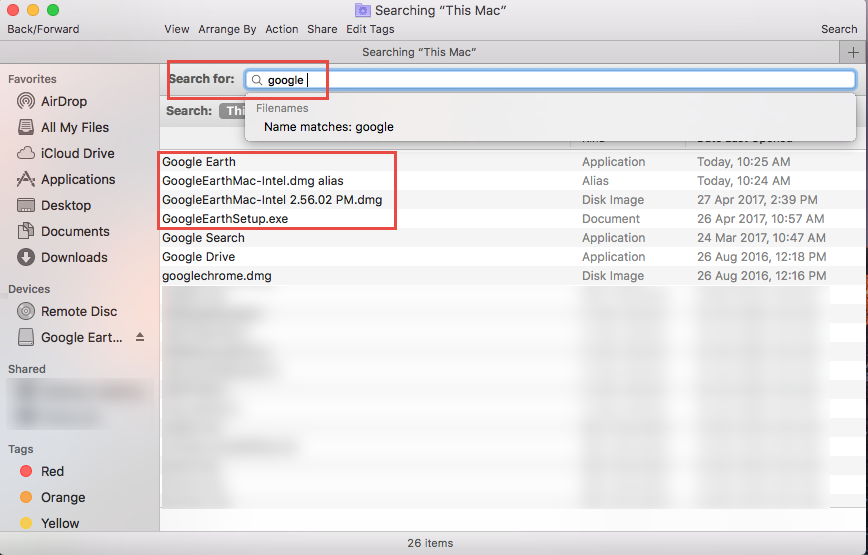 Remove Google Earth With Ease From Your Mac (Removal Guide)