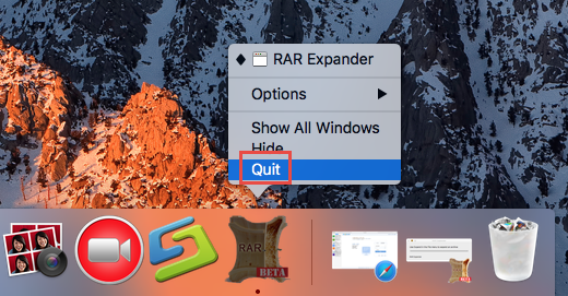 How to Uninstall RAR Expander - osxuninstaller (2)