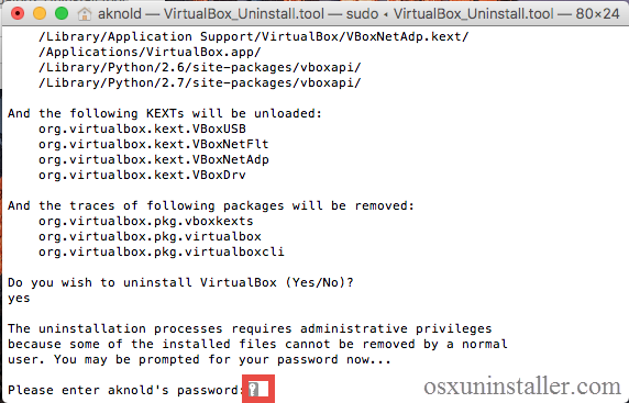 How to uninstall VirtualBox on Mac - osxuninstaller (14)