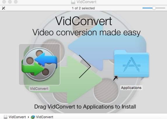 uninstall VidConvert on Mac