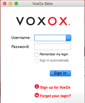 how to uninstall Voxox for Mac
