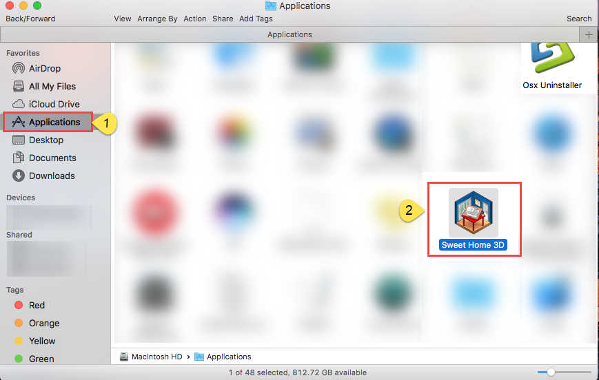 Totally Uninstall Sweet Home 3d For Mac With These Methods
