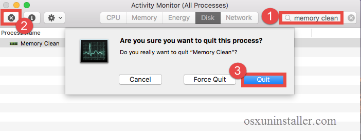 Multiple Ways to Uninstall Memory Clean for Mac