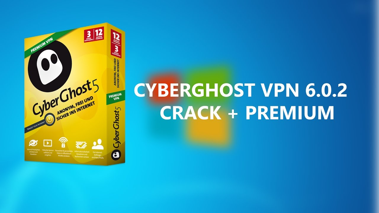 uninstall CyberGhost 5