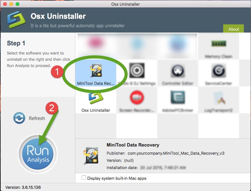 uninstall MiniTool Mac Data Recovery using Osx Uninstaller (1)