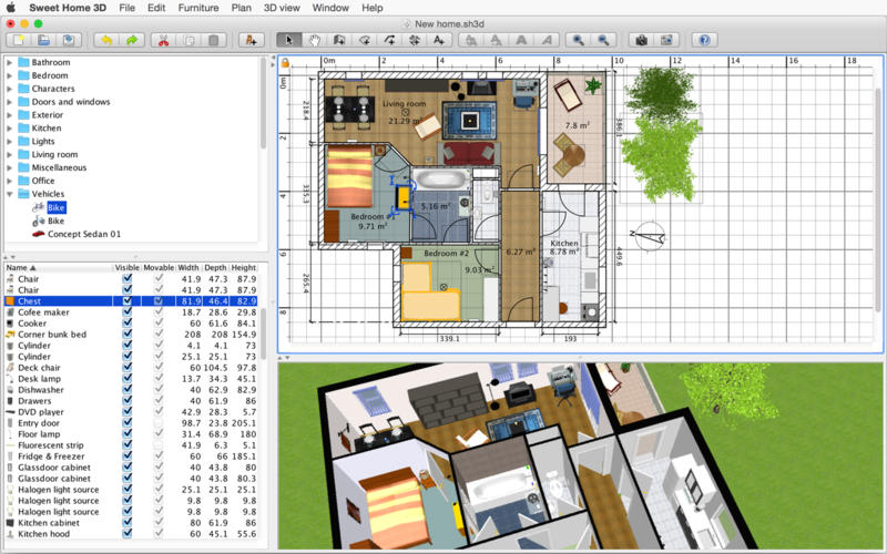 Uninstall Sweet Home 3D For Mac