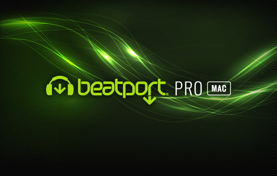 Beatport Pro for Mac