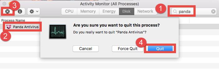 Quit Panda Antivirus for Mac (3)